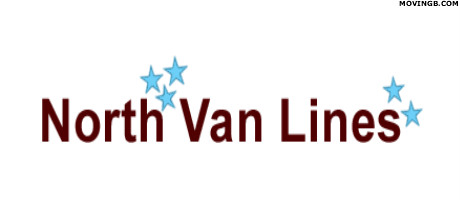 North Van Lines Movers In New Jersey