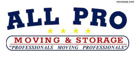 All Pro Moving and Storage - Movers In NH