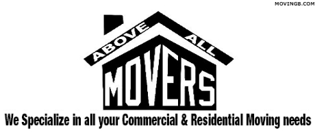 Above All Movers - Texas Movers