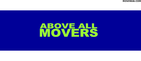 Above all movers - Movers in San Antonio