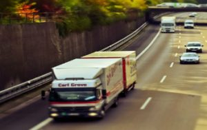 Moving Truck Driving Distance
