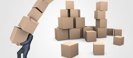 Moving boxes and Moving quotes