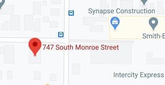 Address of All service moving WA