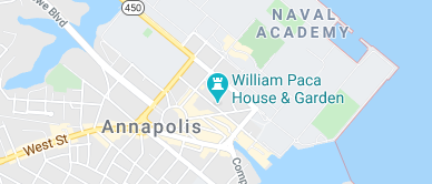 Annapolis, MD city map