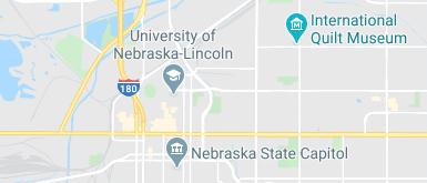 Lincoln, NE city map