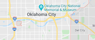 Oklahoma city map and movers list
