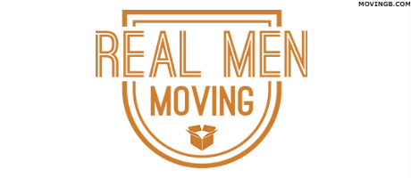 Real man moving - Movers in Austin TX