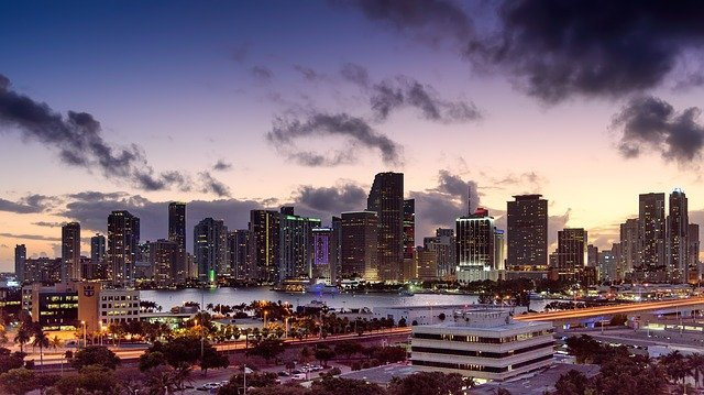 Best city on the east cost Miami