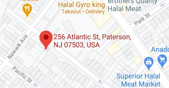 Address of Packrite Movers company NJ