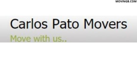 Carlos pato movers - Moving Companies in NJ