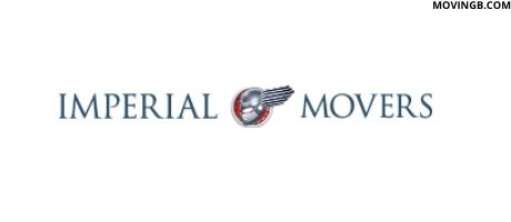 Imperial Movers - Home movers in NJ