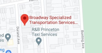 Address of Broadway moving and storage