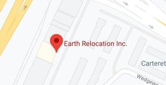 Address of Earth Relocation company NJ