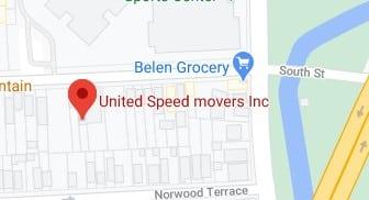 Address of AE Moving company NJ