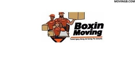 Boxin Moving - Movers In Livingston NJ