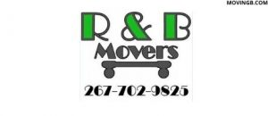 R and B Movers - Moving Companies In Camden
