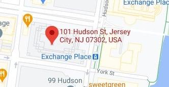 Address of Vector moving company Jersey City NJ