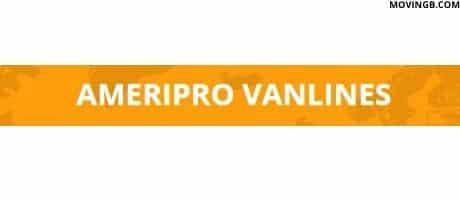 Ameri Pro Van Lines - Movers In NJ