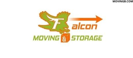 Falcon moving and storage - NJ Movers