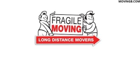 Fragile Moving - NJ Movers