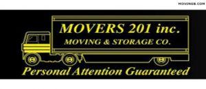 Movers 201 - Hackensack NJ 07601
