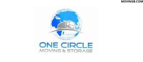 One circle moving and storage NJ