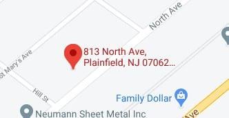Address of J Gentle Van Lines NJ