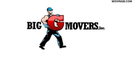 Big G Movers - Local Movers NJ