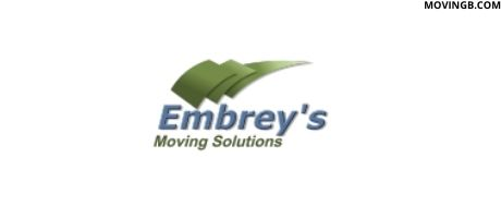 Embrey's Moving Solutions - Mover in Tampa