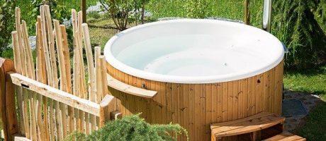 Moving Hot Tub