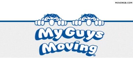 My guys moving and storage VA