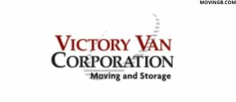 Victory Van moving and storage Alexandria VA